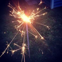 summer sparklers