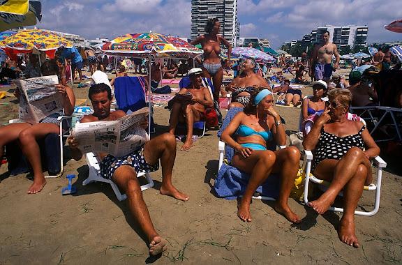 Platja de Llevant Salou, Tarragonès, Tarragona 1997?