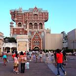 Tower of Terror at Tokyo DisneySea in Urayasu, Tiba (Chiba) , Japan