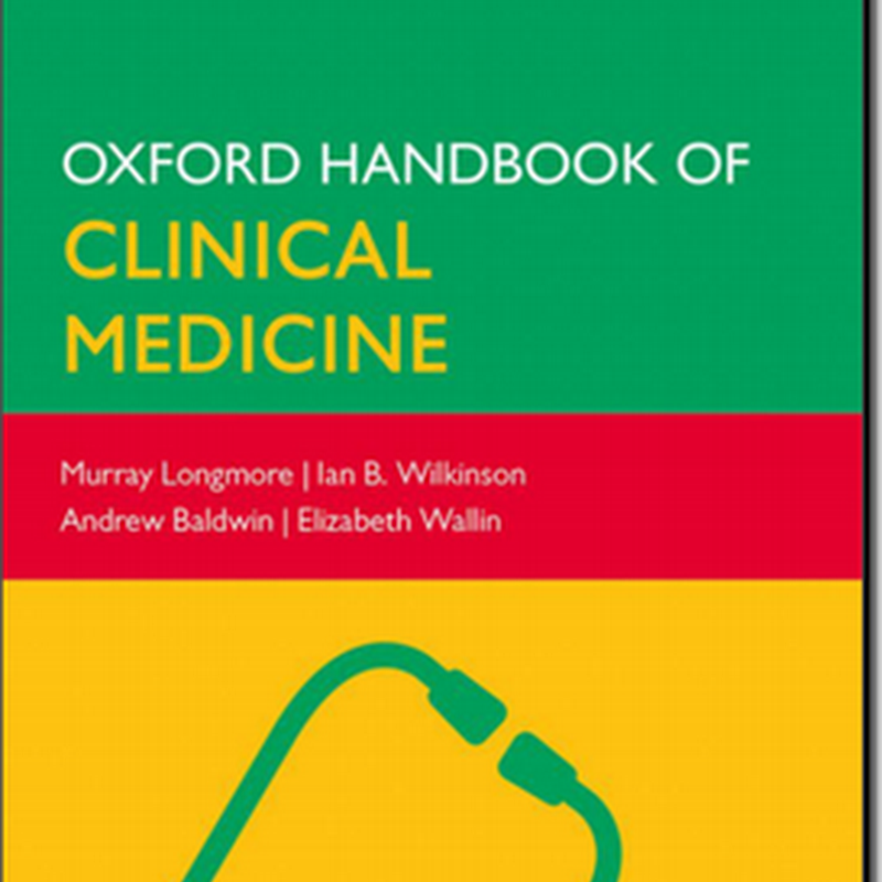 Oxford Handbook of Clinical Medicine-9th Edition