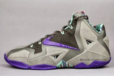nike lebron 11 gr terracotta warrior 7 01 Nike LeBron XI (11) Terracotta Warrior Available on eBay