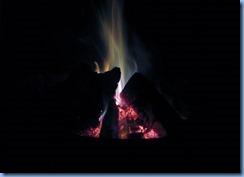 4940 Laurel Creek Conservation Area - evening fire