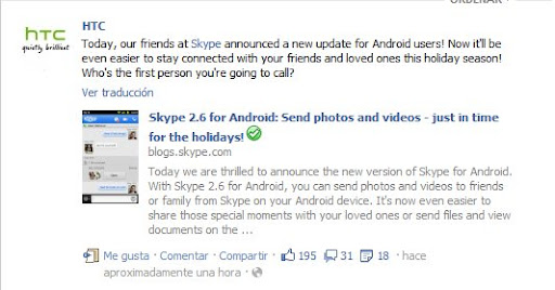 Enviar Fotos y videos con Skype V2.6