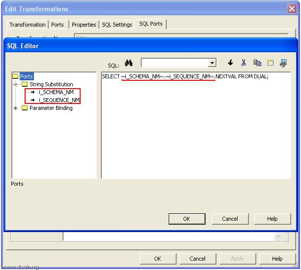 Informatica SQL Transformation, SQL Queries Beyond Pre & Post SQL Commands