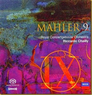 Mahler 9 Chailly SACD