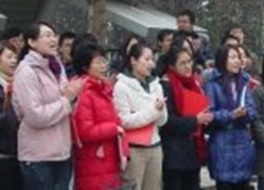 CHINA_Shouwang_Church_Members