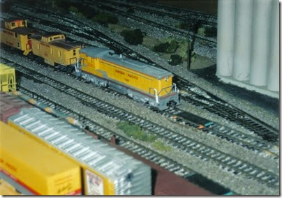 04 LK&R Layout at the Triangle Mall in February 1999