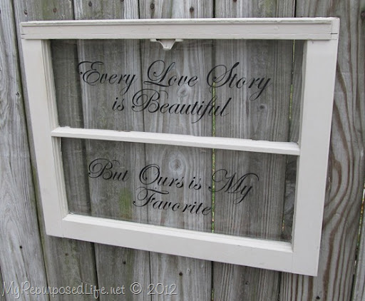 30  DIY Craft Projects Using Old Vintage Windows – Page 2 of 2 ...