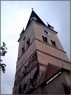 Turn - Biserica fortificata din Cisnadie .jpg