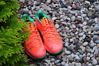 nike lebron 10 low gr watermelon 6 09 Release Reminder: Nike LeBron X Bright Mango aka Watermelon