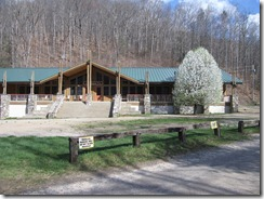 Main Lodge at Camp Daniel Boone