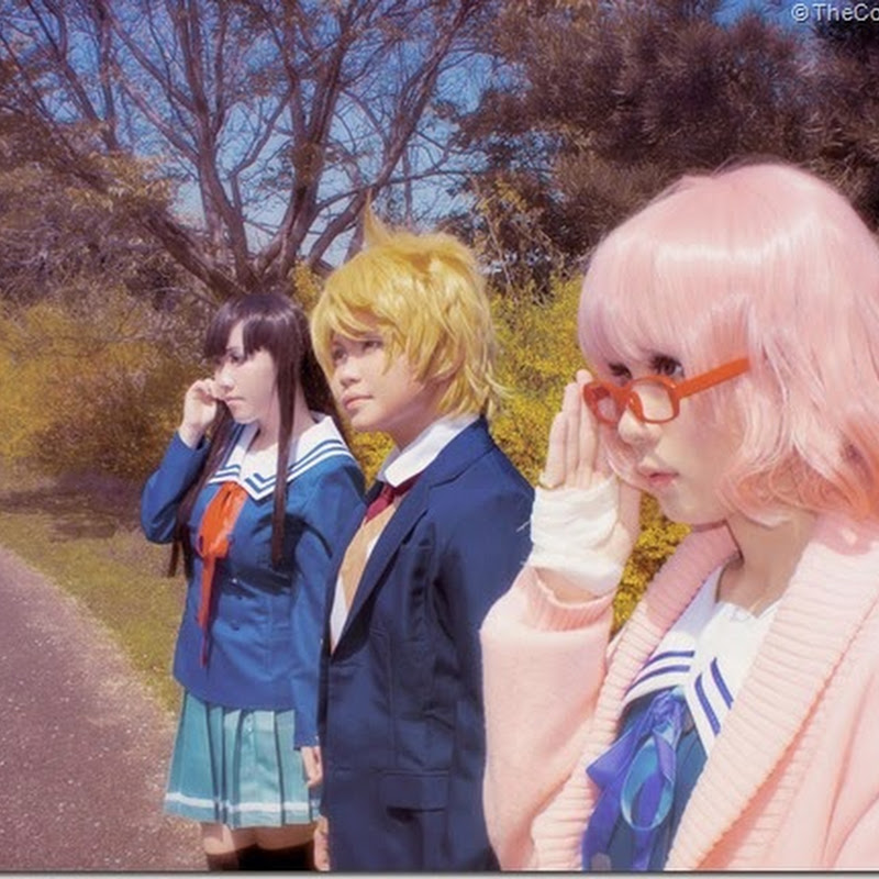 Kyoukai no Kanata (Beyond the Boundary) 境界の彼方 Cosplay Video & Photo
