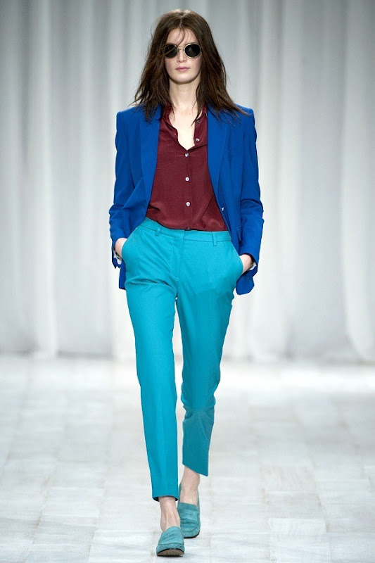 London Fashion Week - Paul Smith (Spring 2012) 32