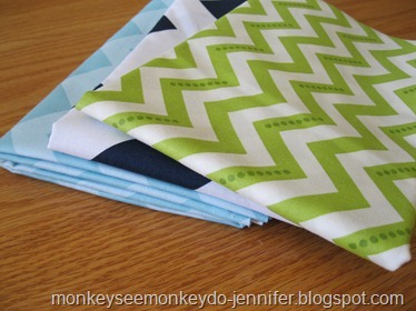 new chevron fabrics