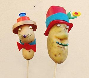 patatas divertidas