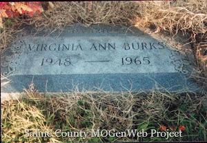 Virginia Ann Burks