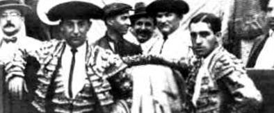 Jose y Juan en la Barrera