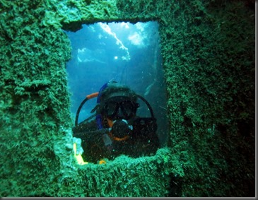 coron phillippines wreck diving remote sailboat 3