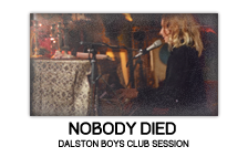 Saint Saviour - Nobody Died