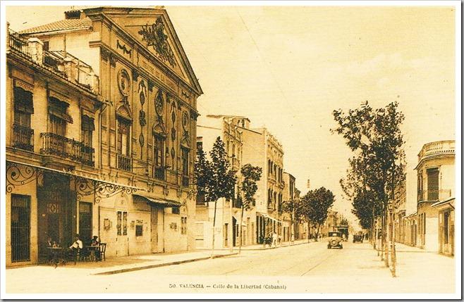 1900 el cabanyal con el cambio del siglo