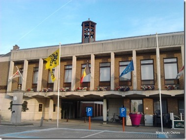 Stadhuis Hamont