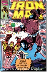P00133 - El Invencible Iron Man #257