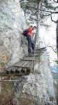 Wandern Hohe Wand, Hanselsteig, Leiterlsteig