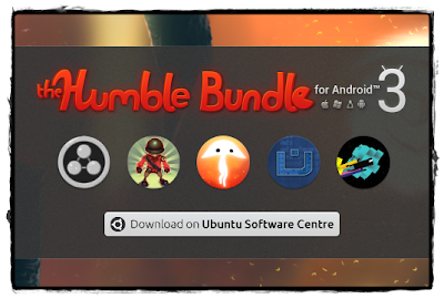 Humble Bundle per Android 3 - Ubuntu