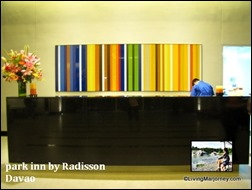 Lobby: 1st Park Inn by Radisson Opens in the Philippines