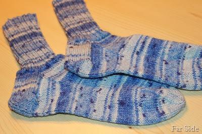 socks from Nancy