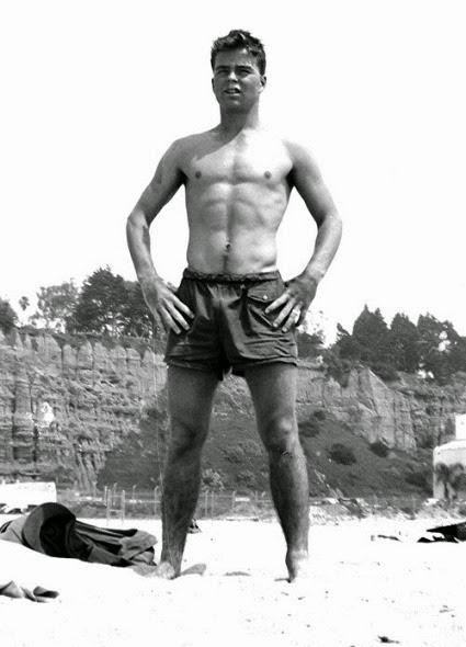 Dick Clark, Santa Monica, 1941