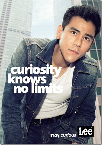 Eddie Peng X Lee - Curiosity knows no limits 02