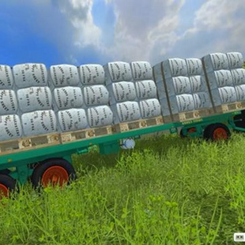 Farming simulator 2013 - Tenias Platform 3 Axis v 2.0 MR
