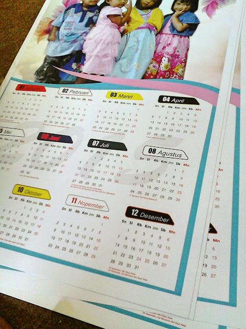kalender anak