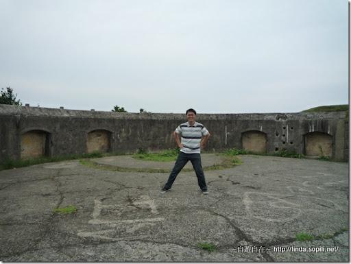 白米甕砲台-超寬廣的