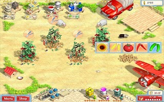 Screenshot of Sunshine Acres