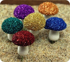 Meyer Imports German Glass Glitter