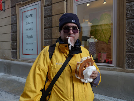 Pe strazile din Salzburg