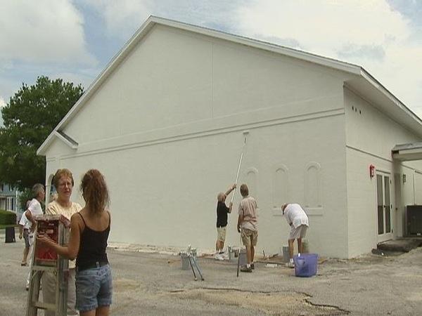 Synagoga purgata et dealbata