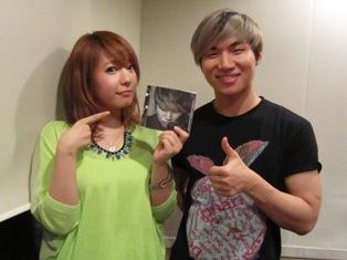 Dae Sung - JOQR Listen ~Live 4 Life~ - 08aug2013.JPG