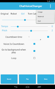Chat Voice Changer APK for Ubuntu