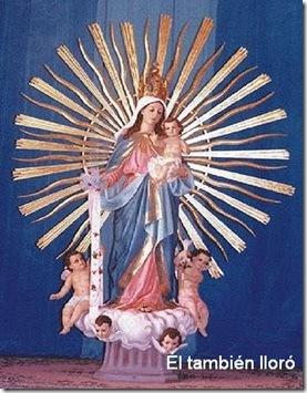 COLOMBIA.-Virgen de los Remedios de Riohacha-ElTambienLloro