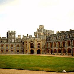 106.- Augusto Pugin. Reconstrucción castillo de Windsor