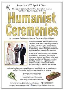 Ceremonies poster