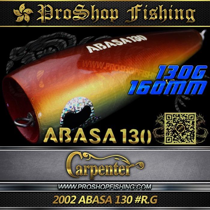 carpenter 2002 ABASA 130 #R.G.1