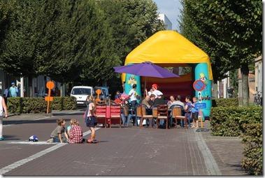 自動車乗り入れ禁止の日 Autoloze zondag in LIER