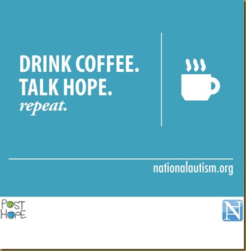 DRINK COFFEE TALK HOPE