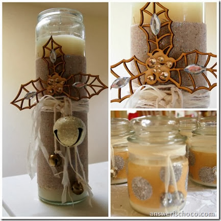 Dollar Tree Candles