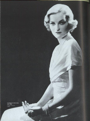 Doris in the '30s. So Film Noir.