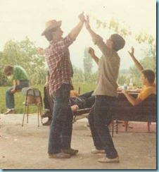 1983 Πρωτομαγιά στο ψυγείο Νίκου Μπλιάτκα 3